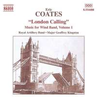 COATES: Music for Wind Band