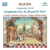 HAYDN: Symphonies vol.26