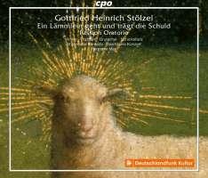 Stölzel: Ein Lämmlein geht und trägt die Schuld - Passion Oratorio