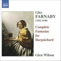 FARNABY: Harpsichord Fantasias (Complete)