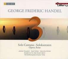 Handel: Solo cantatas, arias