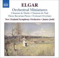 ELGAR: Orchestral Miniatures