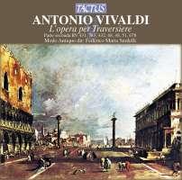 Vivaldi: L'opera per Traversiere Vol.2