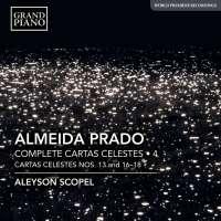 Almeida Prado: Cartas Celestes 4