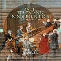 Telemann; Bach; Riedel; Boxberg: Trauerkantaten