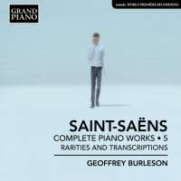 Saint-Saëns: Complete Piano Works Vol. 5