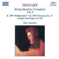 Mozart: String Quartets, K. 499, 'Hoffmeister' and K. 590, 'Prussian No. 3'