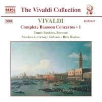 VIVALDI: Complete Bassoon Concertos Vol.