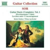 SOR: Complete Guitar Duets Vol. 1