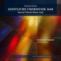 Schütz: Geistliche Chormusik 1648
