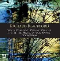 Blackford: Violin Concerto; Clarinet Quintet; ...