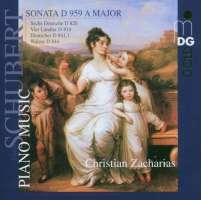 Schubert: Piano Works, Sonata D959, Dances D820