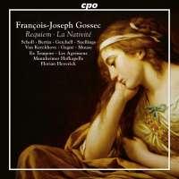 Gossec: Requiem; La Nativité (Christmas Oratorio)
