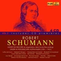 Schumann Lieder on record