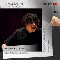 "Berlioz: Symphonie Fantastique; Mayuzumi: Ballet ""Bugaku"""