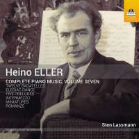 Eller: Complete Piano Music Vol. 7