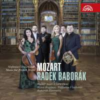 Mozart: Sinfonia Concertate; Music for French Horn