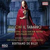 Puccini: Il Tabarro - opera in 1 act