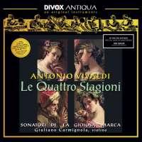 Vivaldi: Le Quattro Stagioni; vinyl 180 g; nowy mastering na analogowym magnetofonie