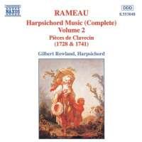 RAMEAU: Harpsichord Music Vol. 2