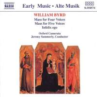 Byrd: Masses for Four and Five Voices