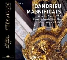 Dandrieu: Magnificats