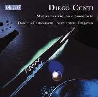Conti: Music for violin and piano