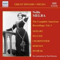 GREAT SINGERS - MELBA vol. 3