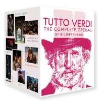 Tutto Verdi – The Complete Operas