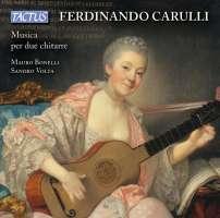 Carulli: Music for two Guitars