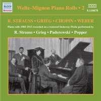 WELTE-MIGNON Piano Rolls Vol. 2