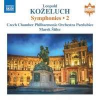 Koželuch: Symphonies Vol. 2