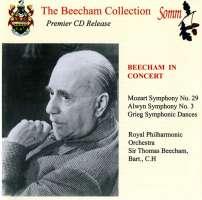 The Beecham Collection: Beecham in Concert