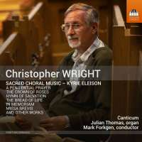 Wright: Sacred Choral Music