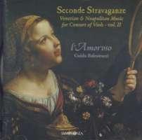 Valente/Gesualdo/Trabaci: Seconde Stravaganze