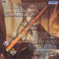 Albrechtsberger: Music for Entertainment