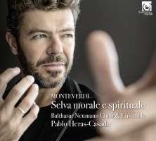 Monteverdi: Selva morale e spirituale (fragmenty)