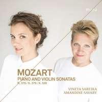 Mozart: Piano & Violin Sonatas