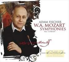 Mozart: Symphonies Vol. 1