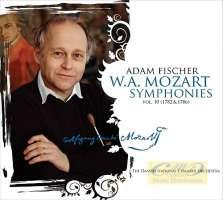 Mozart: Symphonies Vol. 10
