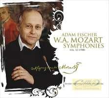 Mozart: Symphonies Vol. 12