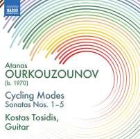 Ourkouzounov: Cycling Modes - Sonatas Nos. 1–5