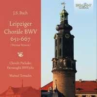 Bach: Leipziger Choräle, BWV 651-667