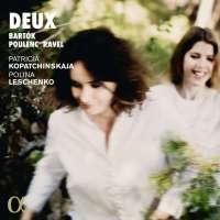 Deux - Bartók / Debussy / Poulenc / Ravel