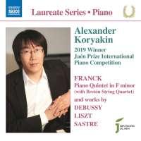 Alexander Koryakin Piano Laureate Recital