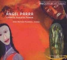 Ángel Parra chante Violeta Parra – Violeta se fue a los cielos