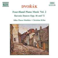 DVORAK: Slavonic Dances 46 & 72