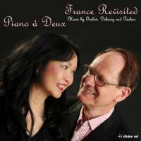 Onslow/Debussy/Poulenc: France Revisited - French piano duets