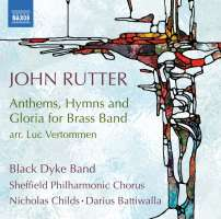 Rutter: Anthems, Hymns and Gloria for Brass Band
