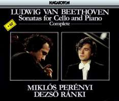 Beethoven: Sonatas for cello & piano